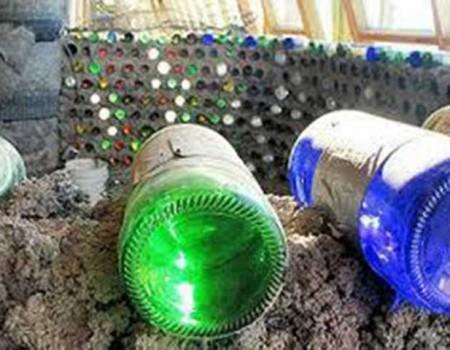 Bauen mit Öko- und Recyclingmaterial